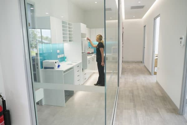 Sterilisation room Trusted Dental Ashmore