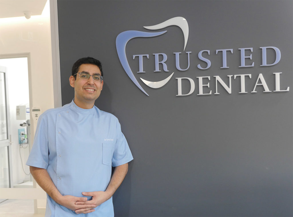 omid salar dentist
