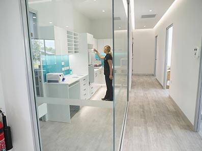 Trusted dental Sterilisation room