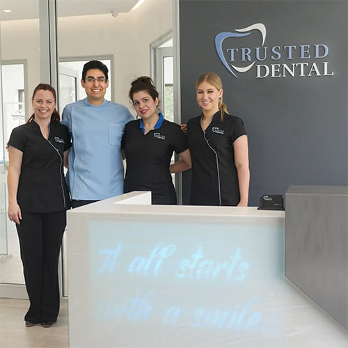 Trusted Dental Team