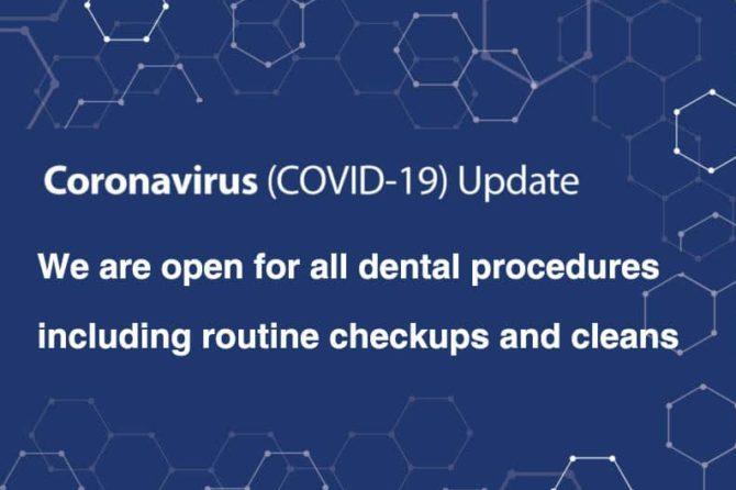 Corona virus (COVID-19) Update
