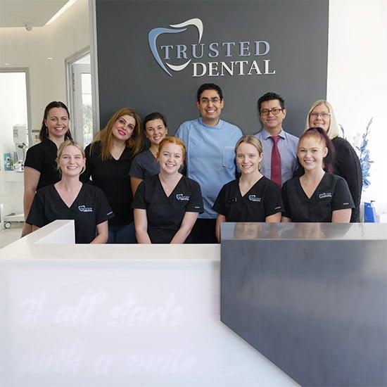 Trusted Dental Ashmore Team